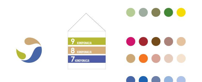Sanofi Aventis – identyfikacja wizualna przestrzeni biurowej