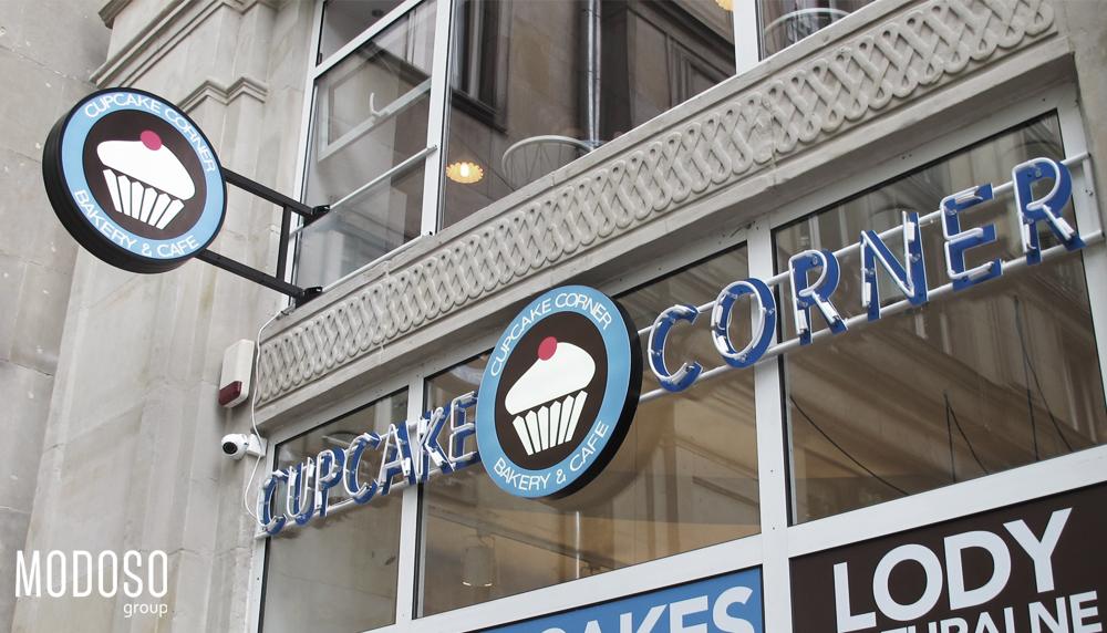 Cupcake Corner Bakery – nowy koncept sieci
