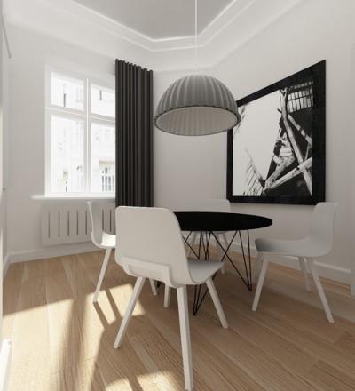 GOLDMAN RECRUITMENT – Projekt wnętrz biurowych