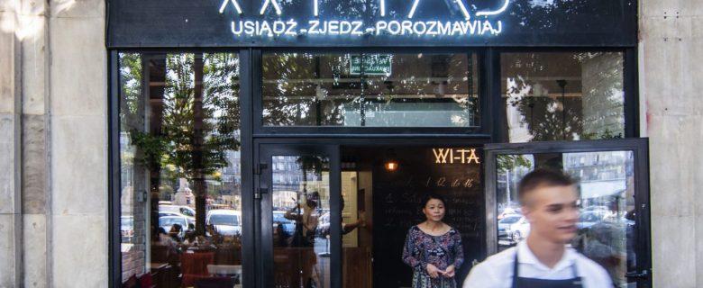 WI-TAJ – projekt restauracji wietnamskiej przy pl. Konstytucji w Warszawie