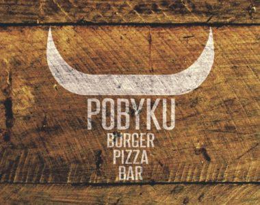 """Projekt identyfikacji wizualnej i logo restauracji """"POBYKU"""""""