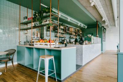 Semo Cafe – projektowanie kawiarni w Warszawie