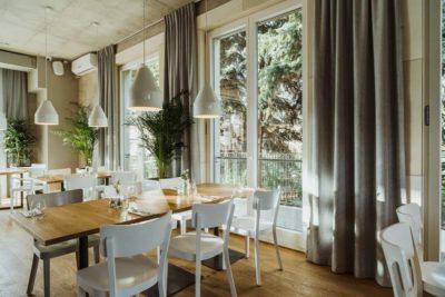 Syta 93 – projekt restauracji na warszawskim Wilanowie